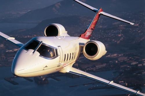 Learjet Bombardier