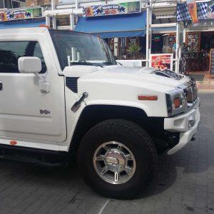 Mallorca-Limousine-Hummer